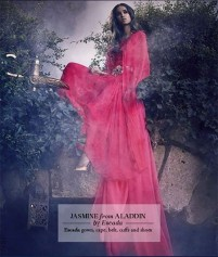 Jasmine - Aladin por Escada